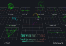 Draw Debug Tools
